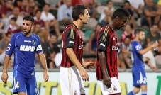 Trofeo Tim: lo Vince il Sassuolo, 2-1 Al Milan
